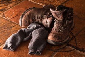 Pracovná obuv by mala byť aj pohodlná