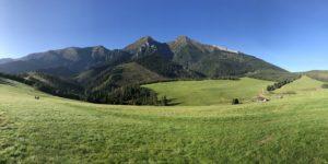 Turistické trasy Vysoké Tatry sú nádherné